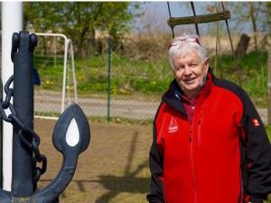 Vorstandsvorsitzender Rolf Hilbig
