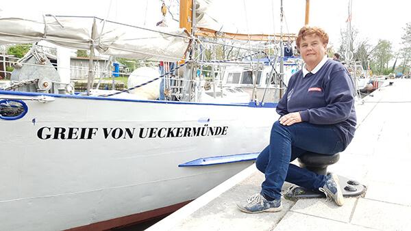 Finanzvorstand Christine Brodhagen