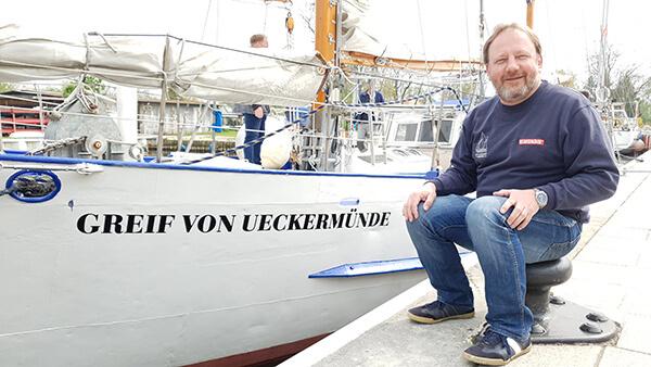 Vorstandsvorsitzender Andreas van der Heyden