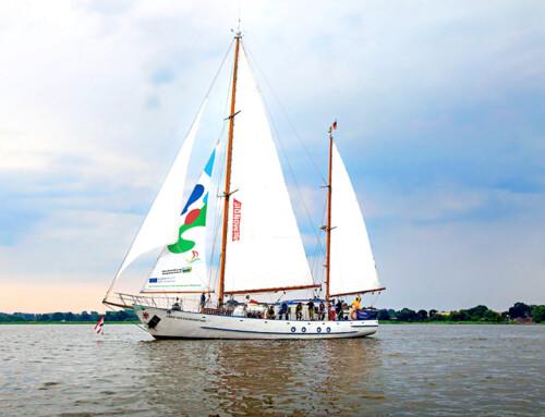"""Mönkebude – Ausfahrten mit der Jugendsegelyacht """"Greif von Ueckermünde"""""""