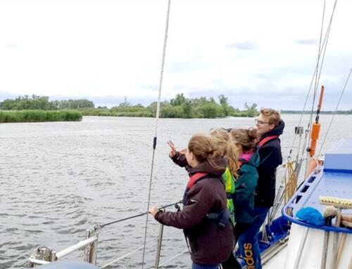 Das segelnde Ferien-Camp 2021